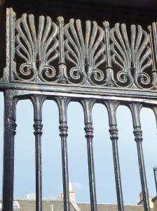 Palmette gates