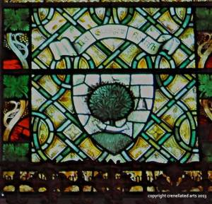 Let Glasgow Flourish- in Stained Glass