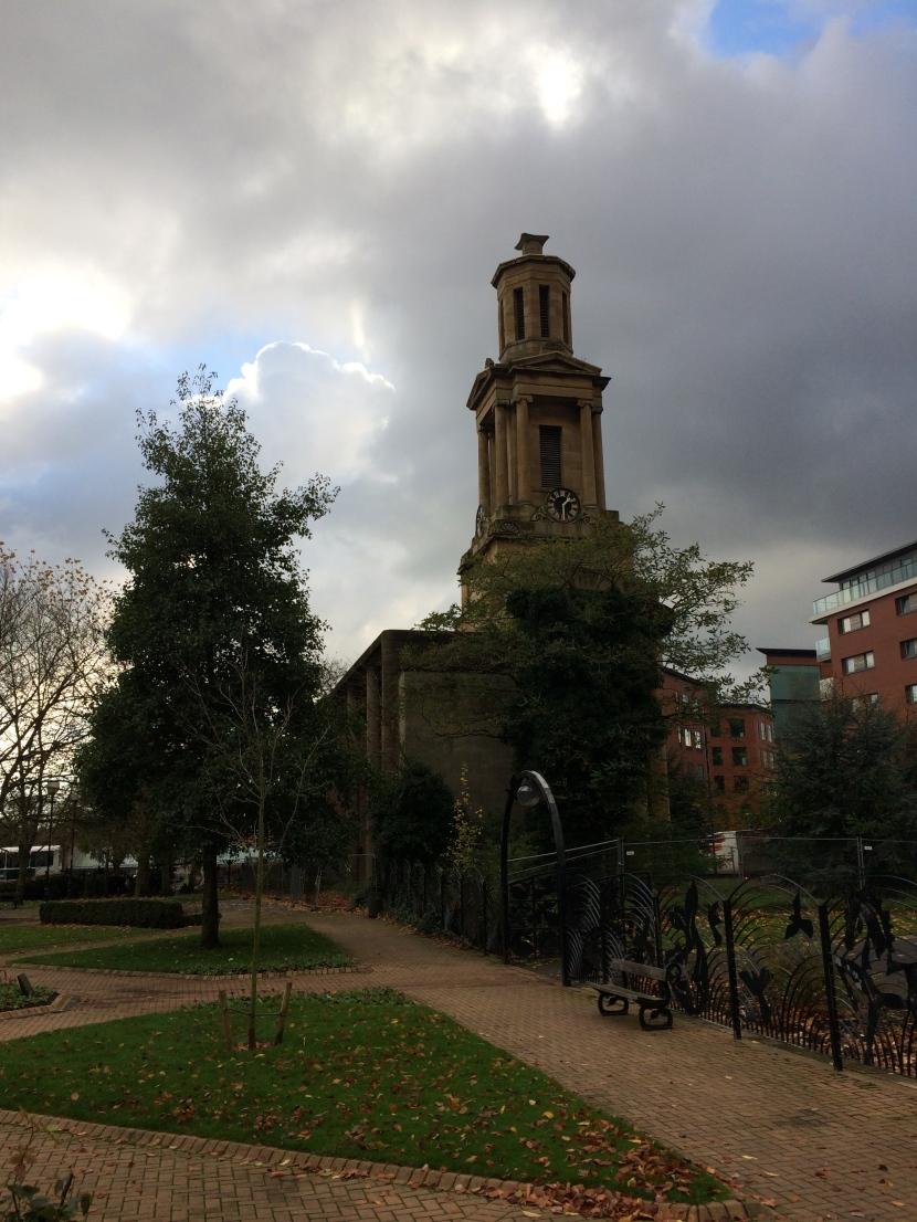 Birmingham Peace Garden